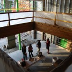 Second Floor View - Deschutes Bend Pub Expansion