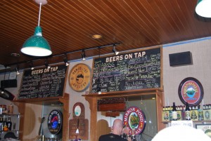 Abyss and other goodies on tap