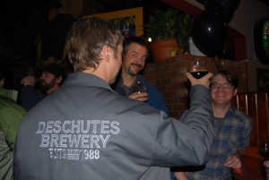 2011 Deschutes Brewery Abyss Release Party