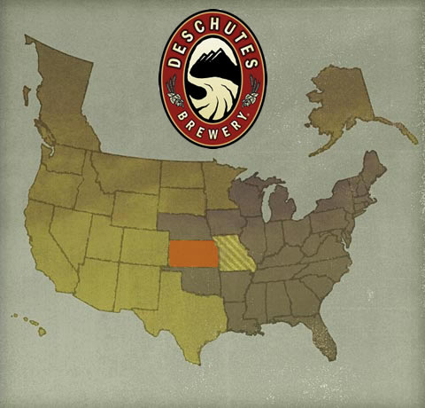 Deschutes Brewery Adds Missouri